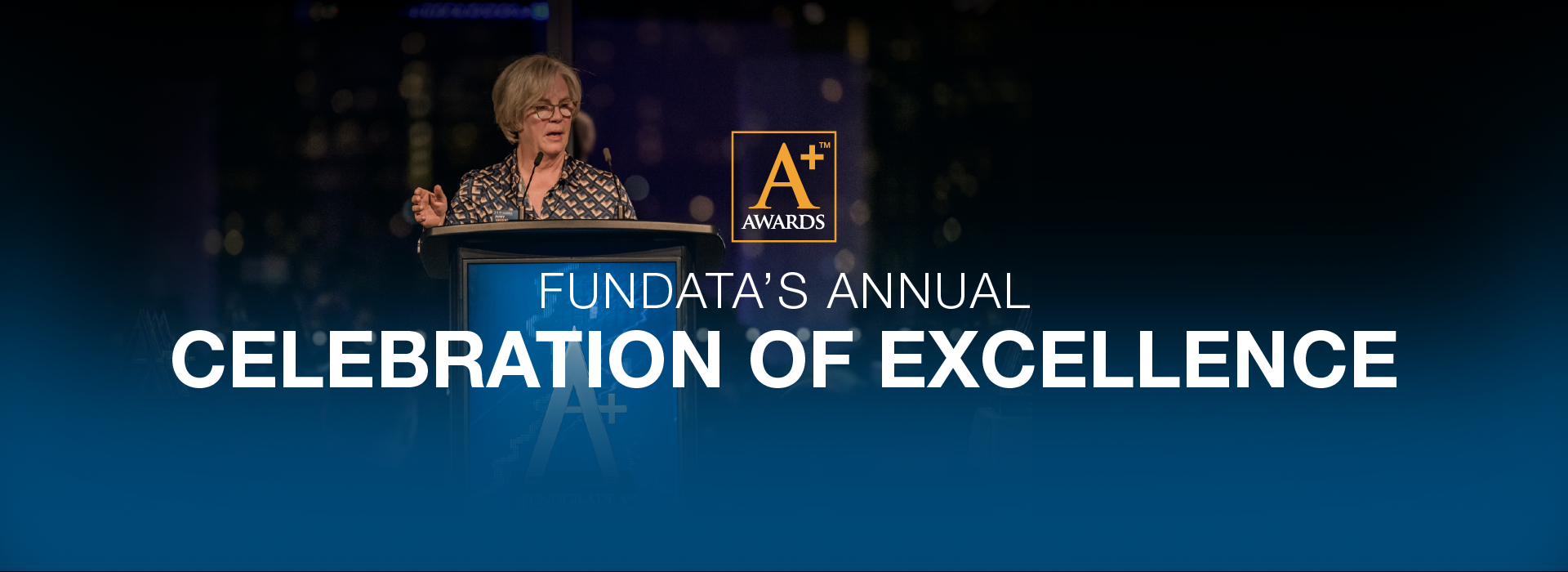 FUNDATA'S ANNUAL EVENING OF EXCELLENCE